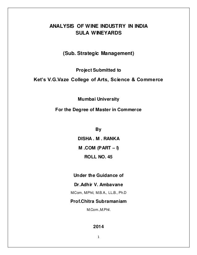 pest analysis on wine industry How to use swot analysis 2 the italian wine industry: internal aspects 21 strengths 22 weaknesses 3 the swedish wine market: external factors 31 opportunities 32 threats 4 about the swedish market for alcoholic beverages 5 concluding remarks on strategic purposes 6 bibliography 7 site links.