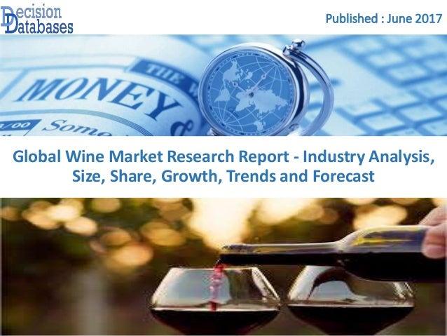 wine industry analysis