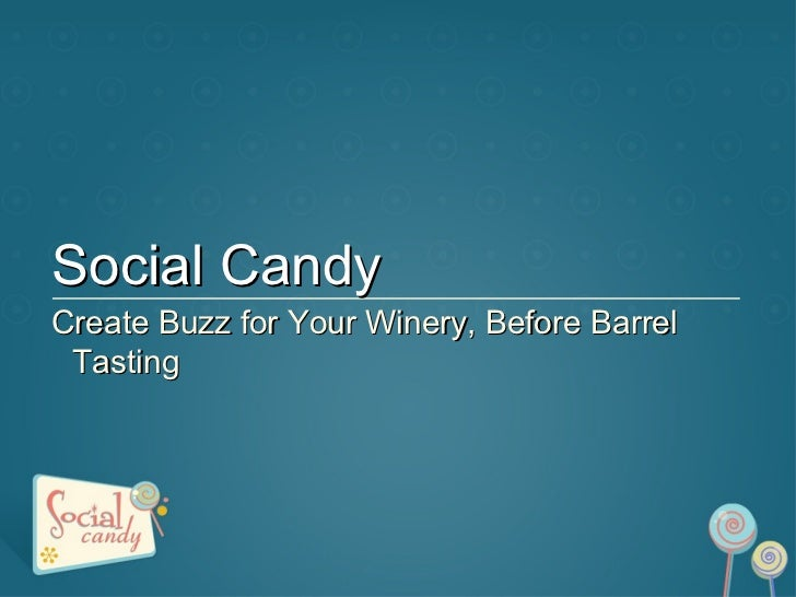Create buzz for your winery before Barrel Tasting