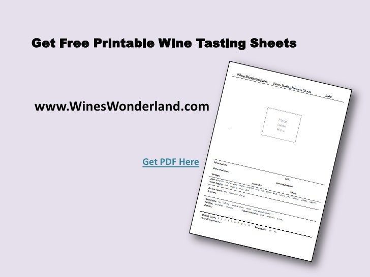 photo relating to Wine Tasting Sheets Printable titled Wine tasting taking a wine tasting sheet