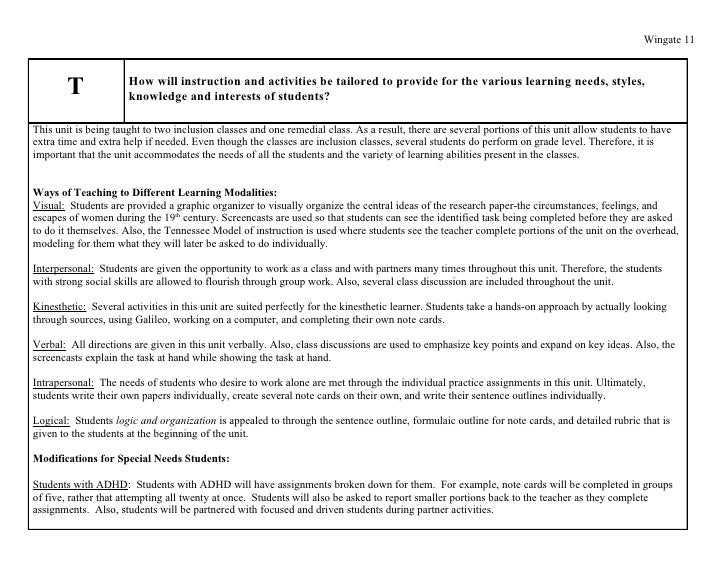 Wingate instructional partner collaboration lesson plan on examples of annotated bibliography, examples of speech to inform, examples of formal outlining, examples of question of policy,