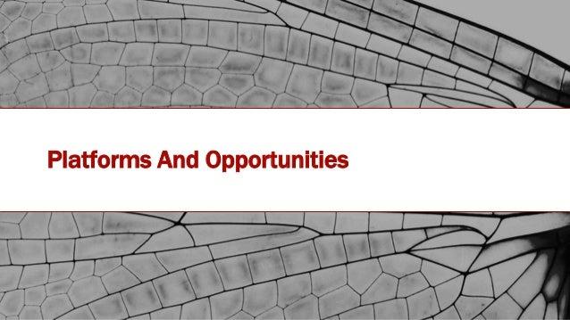 #IOTSTATEOFTHEUNION Platforms And Opportunities