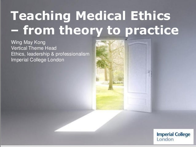 Teaching medical ethics from theory to practice wing may kong powerpoint templates page 1 powerpoint templates teaching medical ethics from theory to practice wing may toneelgroepblik Gallery