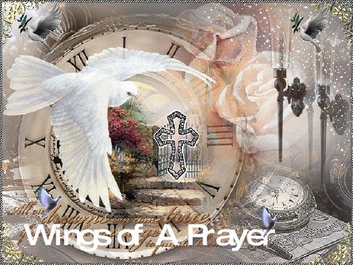 Wings of A Prayer