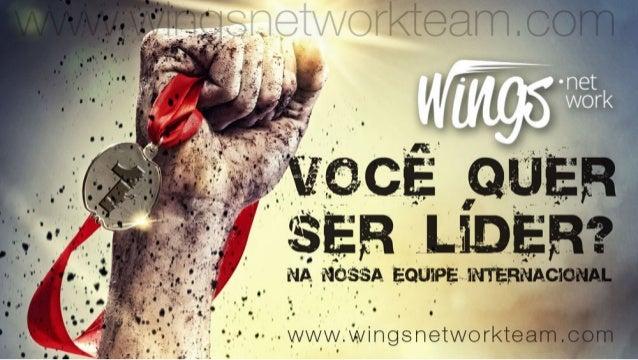 Wingsnetwork Team - A melhor equipe para cadastrar no Wings Network
