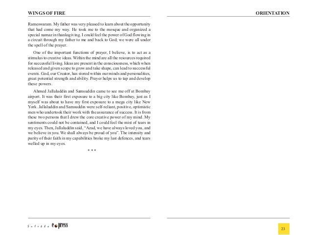 best essay on apj abdul kalam