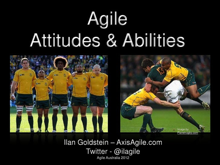 Agile            Attitudes & AbilitiesImage by news.com.au                                    Image by                    ...