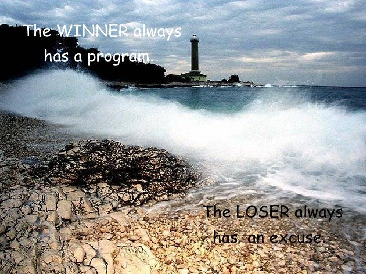 Winner Or Loser Slide 2