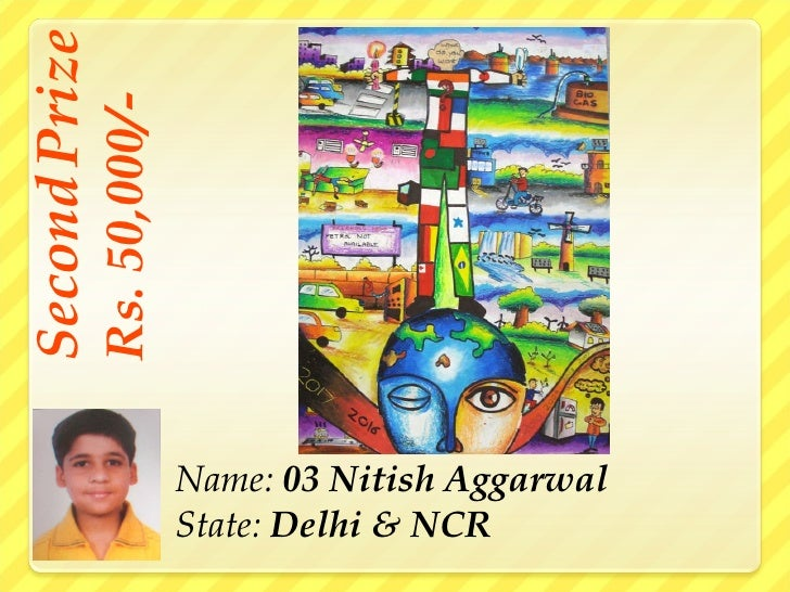 Water Conservation Painting Competition  Results