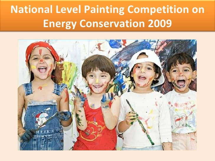 National Level Painting Competition on Energy Conservation 2009