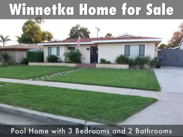 Winneiku Home for Sale            Pool Home with 3 Bedrooms and 2 Bathrooms