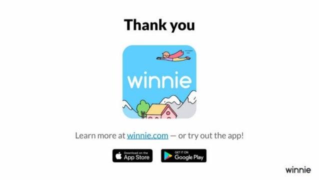 Winnie pitch deck