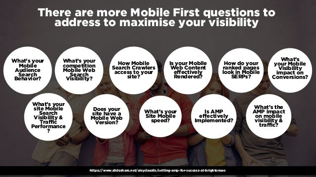 #winningmobile at #learninbound by @aleyda from @orainti There are more Mobile First questions to address to maximise your...