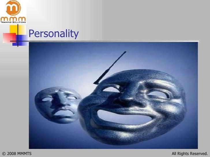 Winning Personality Slide 2