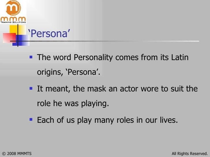 Winning Personality Slide 3