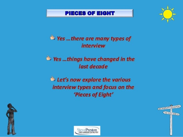 different types of interviews used in The 6 different types of interview (and the pros and cons of each) posted on september 22, 2015 80 unique & quirky corporate event ideas posted on may 19, 2016 50 strange hobbies that people have listed on their cv posted on april 7, 2016.