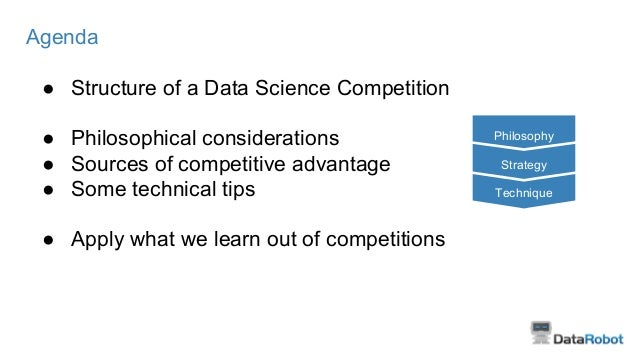 Winning data science competitions Slide 3