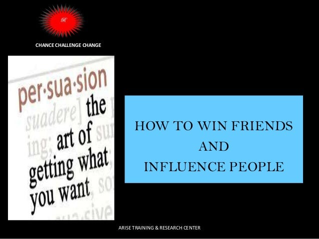 how to win friends and influence people online course