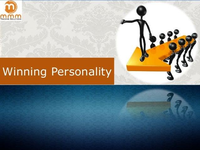 Winning Personality