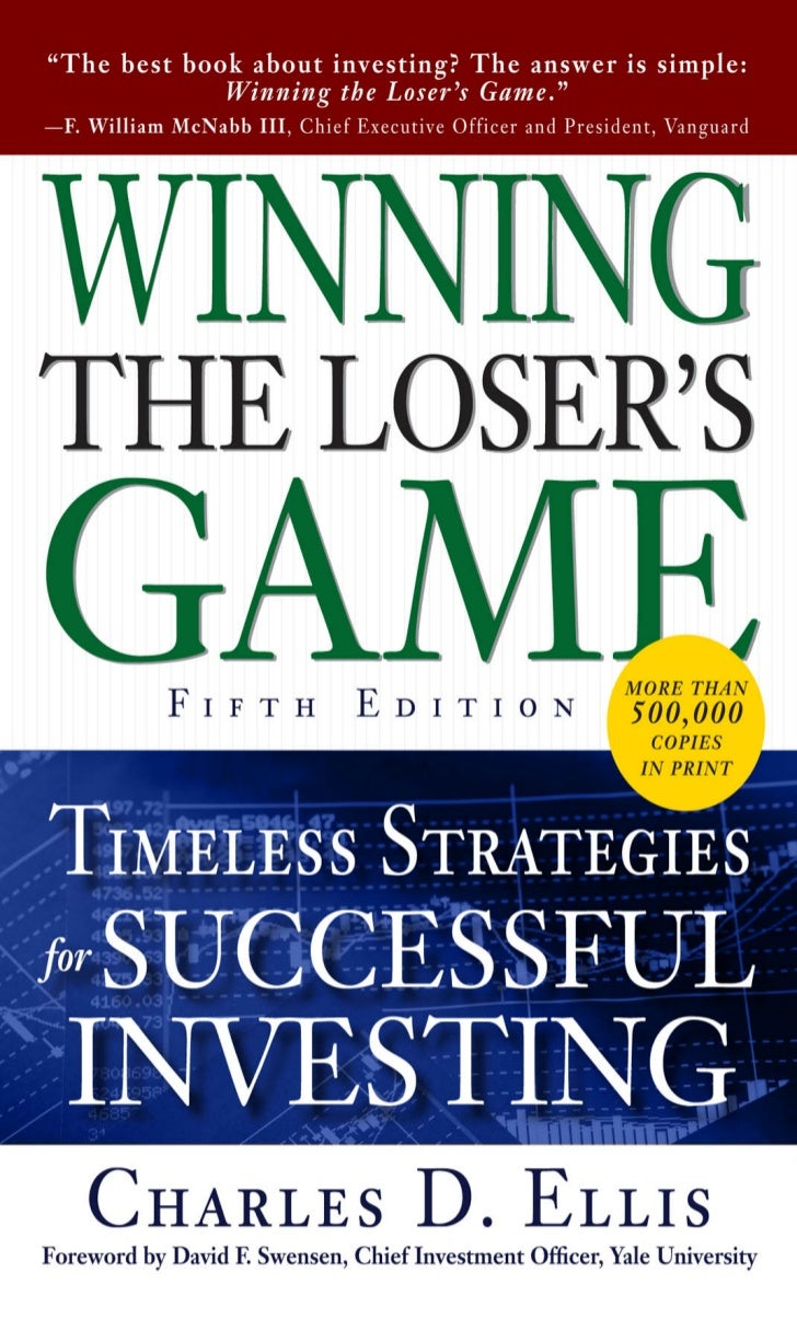 """Praise for the new edition of                Winning the Loser's Game  """"A must-reread classic, refreshed and updated with ..."""