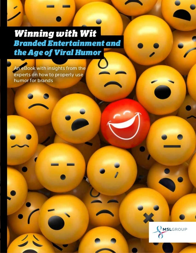Winning with Wit: Branded Entertainment and the Age of Viral Humor