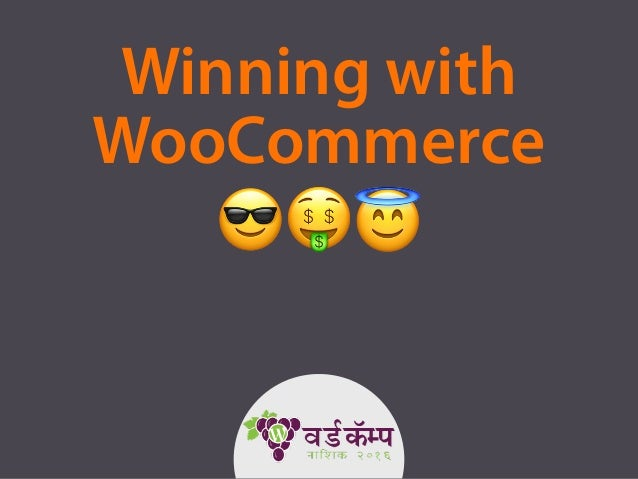 Winning with WooCommerce 😎🤑😇