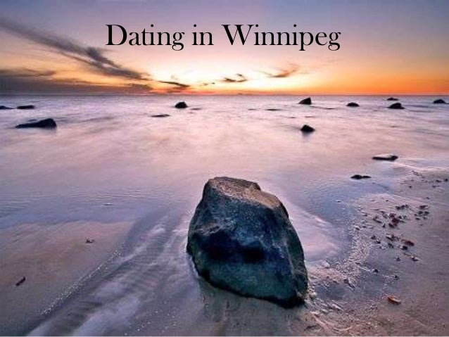 dating agency winnipeg With 20 billion matches to date, tinder is the world's most popular app for meeting new people.