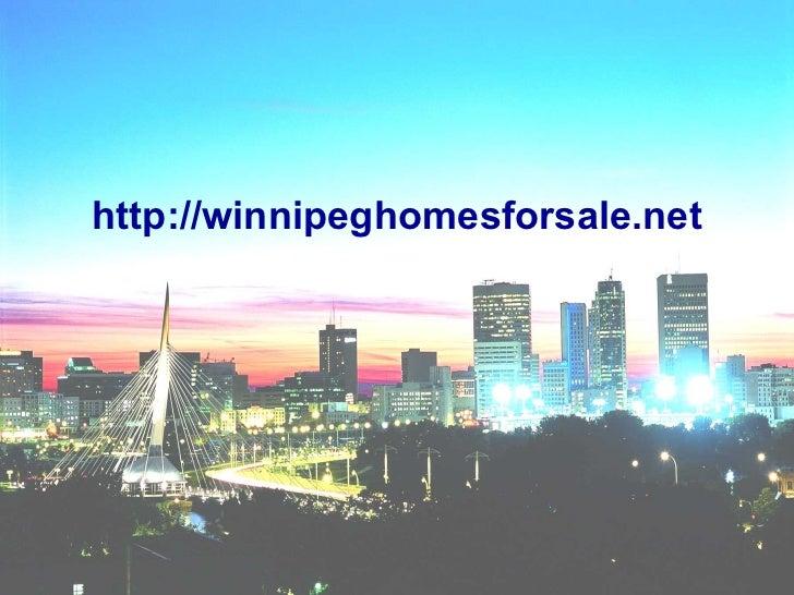 http://winnipeghomesforsale.net