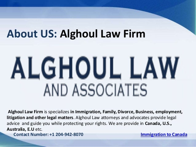 Winnipeg Immigration Consultant and lawyer in Canada - 웹