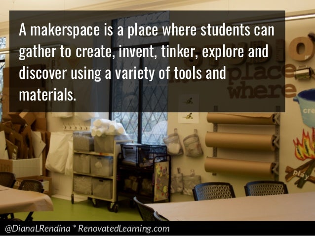 Makerspaces Libraries Bringing Some STEAM Into Your Program Winni