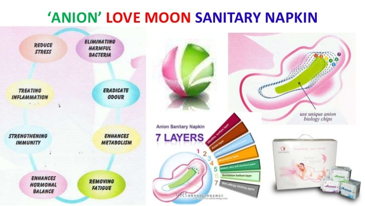 Sanitary napkin business plan