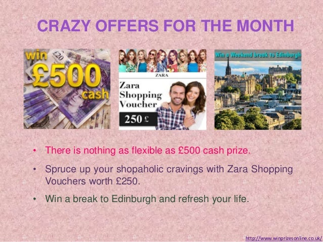 Win prizes online | Online prize contest | Free gifts UK | Free movie…