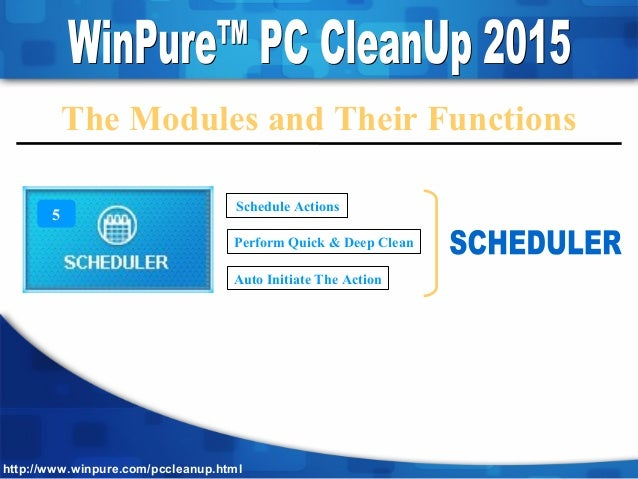 how to clean up pc for free