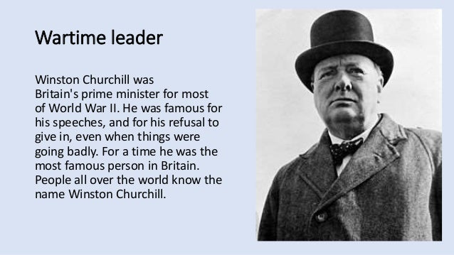 winston churchill winston churchill the wartime prime minister 2