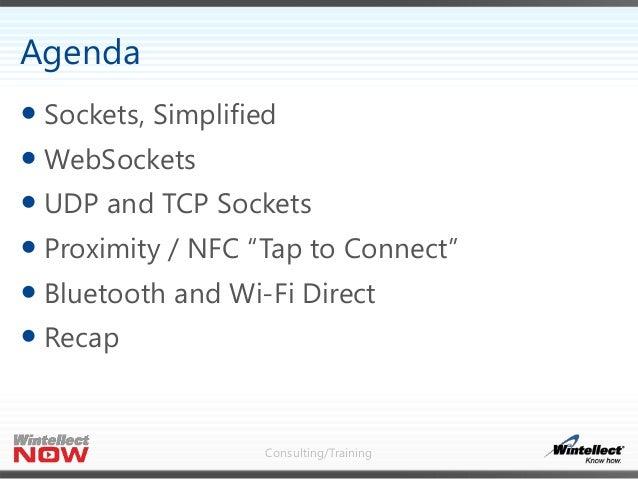 Windows 8.1 Sockets Slide 3