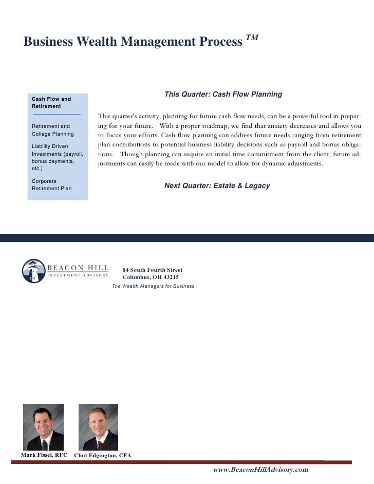 Winter 2011 Newsletter - Business Owners