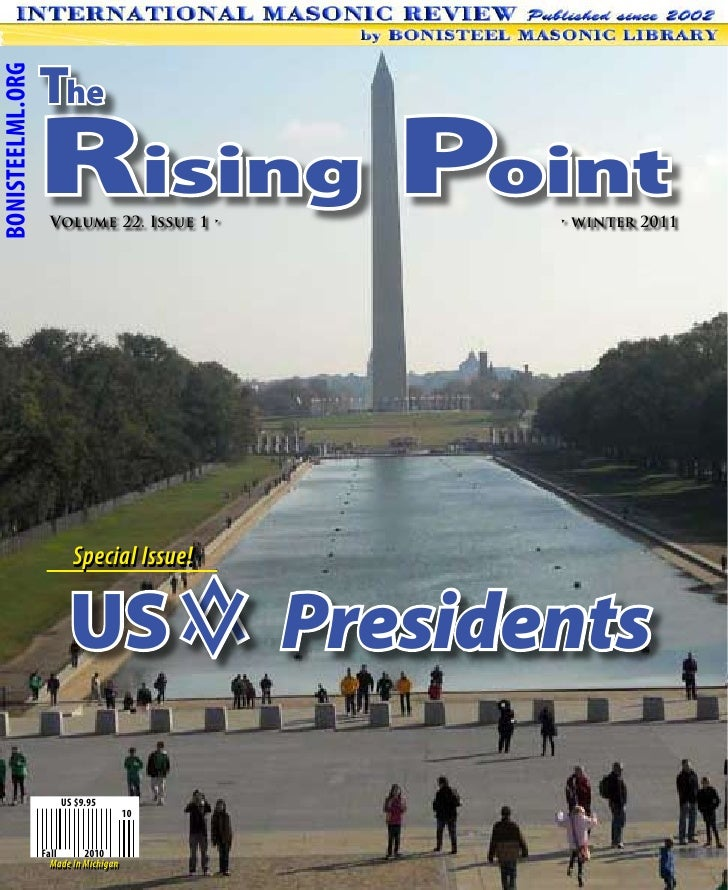 TheBONISTEELML.ORG                  Rising Point                   Volume 22. Issue 1 •     • winter 2011                 ...