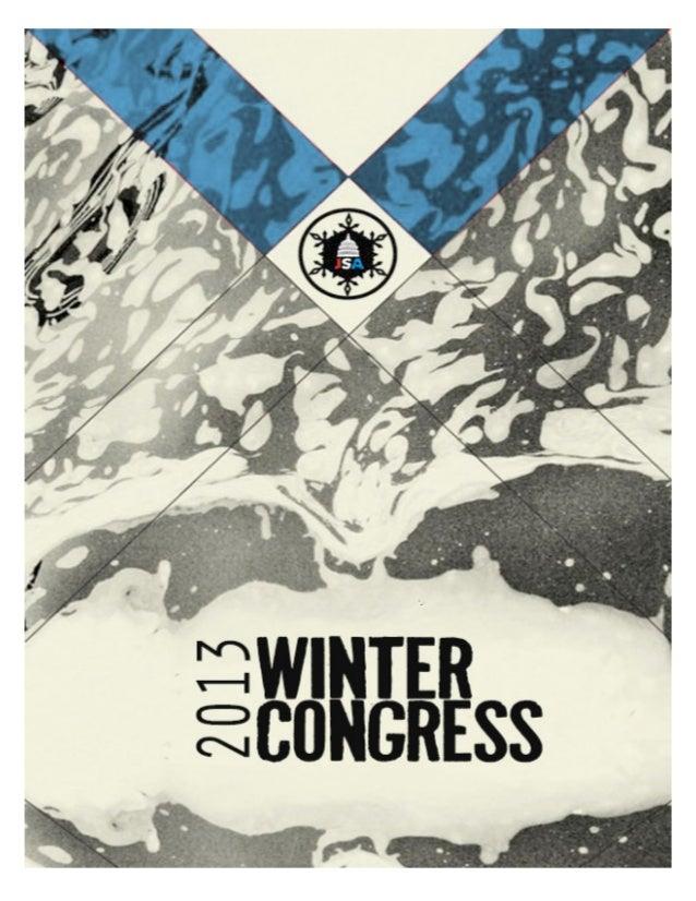 * Southern California Junior State of America *                                                        * Winter Congress -...