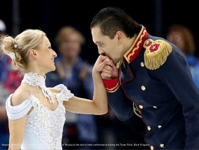 Winter Olympic: Smooching in Sochi Slide 2
