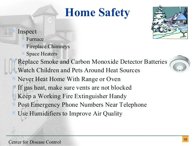 Winter Safety Tips By State Of New Hampshire