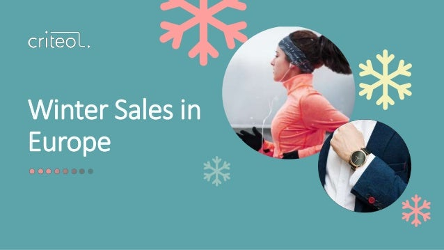 1 • Winter Sales in Europe