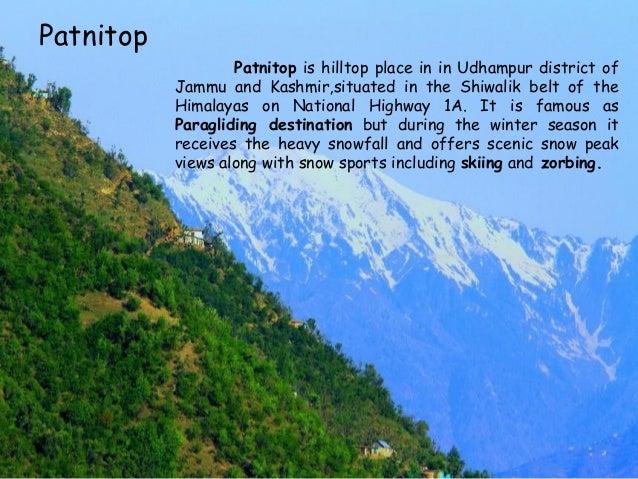 Winter Season destinations of himalayas in India