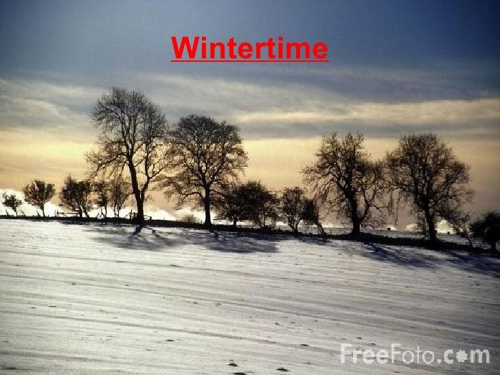 Wintertime мин.