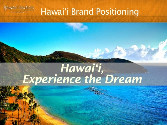Hawaii Tourism Authority's 2015 Winter Update Southeast Asia