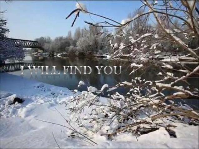 Winter versión2. I will find you.  vídeo avi