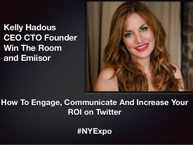 Kelly Hadous CEO CTO Founder 