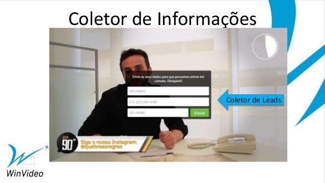 Coletor de Informações Coletor de Leads