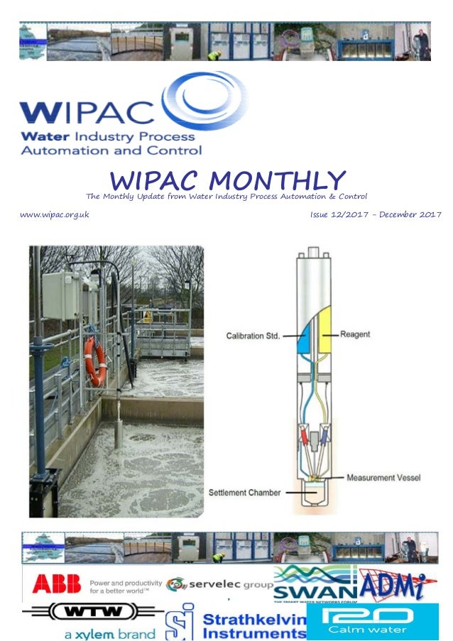 Page 1 WIPAC MONTHLYThe Monthly Update from Water Industry Process Automation & Control www.wipac.org.ukIssue...