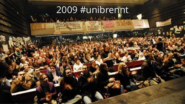 2009 #unibrennt