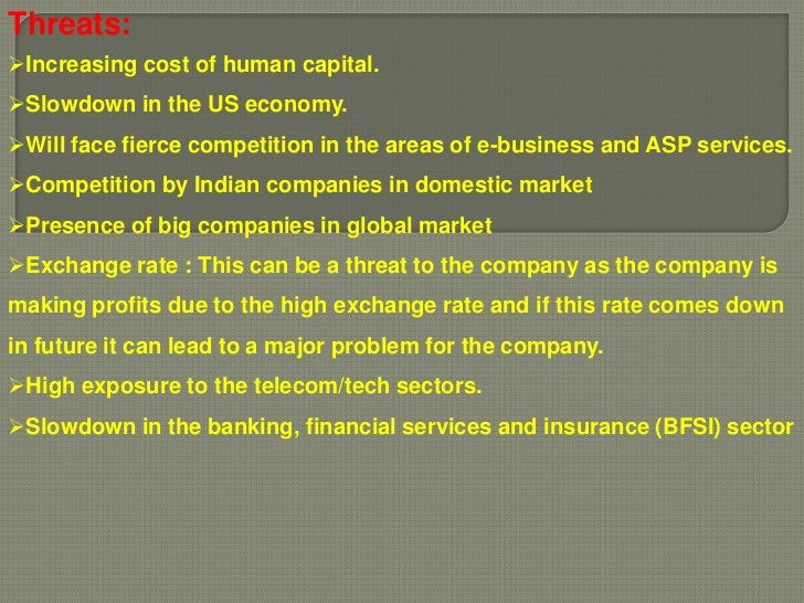 Conclusion :Till today Wipro has been known for being very processoriented with a focus on quality and cost savings. Wipro...